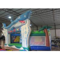 Outdoor Games Toddler Bouncy Castle , Small Indoor Bounce House 9.5 X 6 X 5m