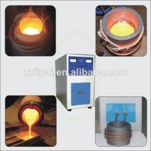 China induction diamond tool welding machine 30kw on sale