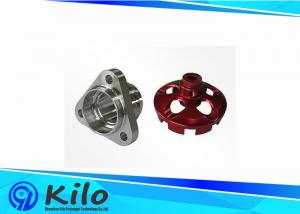 China Prototype Machined Parts CNC Milling Parts Aluminum 5 Axis anodized parts on sale