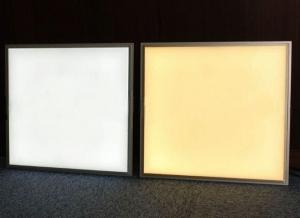 China Super Thin Slim LED Panel Light 36w , Recessed Led Panel Light Dimmable on sale