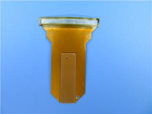 China Flexible PCB (FPC) Built on 1oz Polyimide for Central Fire Alarm Systems on sale