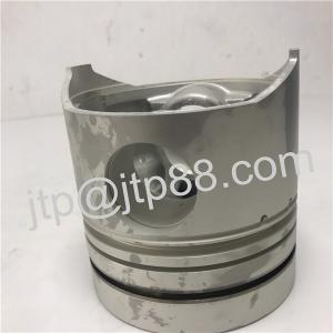China High Performance Diesel Auto Parts / Dia 110mm Mitsubishi 6DB1 Car Engine Piston Set on sale
