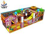 2018 TUV Certificate Children Indoor Soft Gym Indoor Play Area for Kids