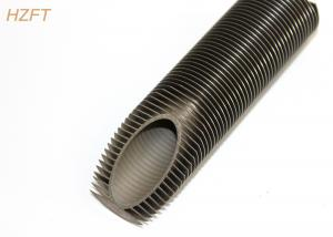 China 100% Laser Welded Stainless Steel Finned Tube for Corrosive Conditions on sale
