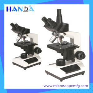 China HANDA binocular biological microscope ,type microscope,biology lab microscope,laborato HDB189D,HDB189DA,HDB189E,HDB189DE on sale