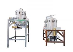 China Novel Structure Multi Bag Filter , Stainless Steel Bag Filter Housing on sale