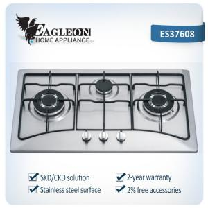 China Stainless steel built-in gas stove/ Ceramic stove / gas range/ gas fire/ cooktop/ range on sale