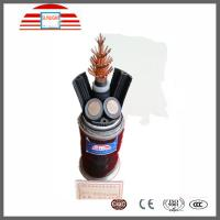 Electrical Copper 22 kv / 33kv Underground XLPE Power Cable And Wire