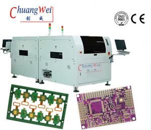 China High Precision Automatic FPC Solder Paste Printer SMT Stencil Printing Equipment on sale