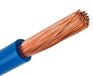 China Class 1 Solid Copper Pvc Flexible Cable Tri Rated H05V2K H07V2K BS6231 UL1015 on sale
