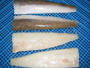 China frozen hake fillet on sale