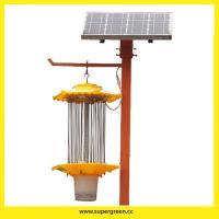 Patented Product Renewable Energy Mosquito Killer Solar Pest Trap Light