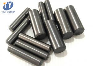 China Widia Cemented Carbide Buttons / Dome Tungsten Carbide Studs For HPGR on sale