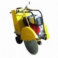 Gasoline Floor Saw, Weights 160kg, 0 to 180mm Cutting Depth