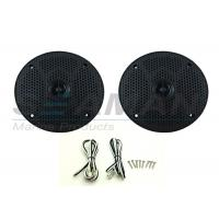 China 100Watts 4'' 2 Way Marine Boat Waterproof Speakers for Outdoor Marine Boat on sale
