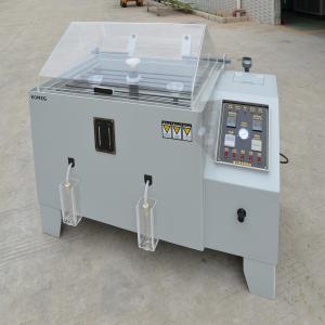 China Protección actual de anodización de la descarga de la galvanoplastia de la cámara de la prueba de espray de sal on sale