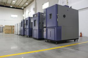 China Rapid Tem Change Rate High and Low Temperature Test Chamber for Electric Products on sale