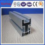 Aluminum Solar Mounting Rail of racking system, Quality Aluminum Extrusion Supplier