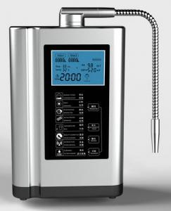 China AC110 60Hz Home Water Ionizer , Water Ionizer Purifier 0.1 - 0.3MPa on sale