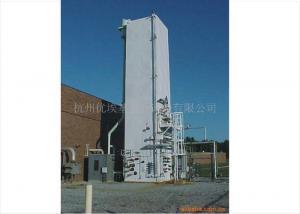 China Cryogenic Liquid Air Separation Plant , Aquaculture Liquid Oxygen Production Plant 10000v on sale