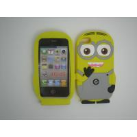 Despicable Me Silicone Iphone Case For Iphone 4 / Iphone4S