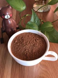 Quality Health Raw Organic Cacao Powder , Non Alkalized Cocoa Powder 2 YEARS Shelf Life for sale