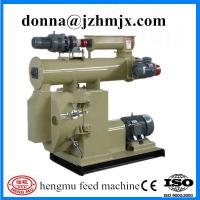High capacity and energy consumption organic fertilizer pellet production line for sale