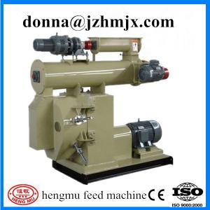 China High capacity and energy consumption organic fertilizer pellet production line for sale on sale