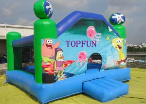 China Renting Kids Small Inflatable Jumping Castle Bounce House PVC Tarpaulin on sale