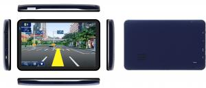 China Portable 5.0 Inch 1575.42MHZ GPS Car Navigator With Bluetooth Handfree on sale
