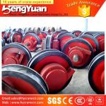 OEM provided overhead travelling forged industrial trolley wheeL