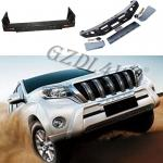 Aluminum Rear And Front Bumper Guard For Toyota Land Cruiser Fj150