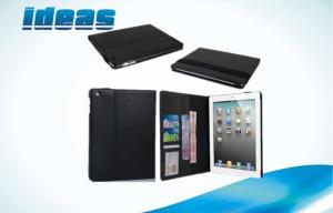 China Flip Apple iPad Leather Cases / Best Protection Cover for Apple iPad 2 on sale