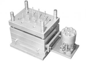 China CNC Machining Plastic Molding Tool OEM Plastic Mould For Industry Production on sale