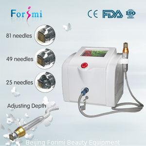China China Largest Manufacturer New Arrival 200W 5Mhz for scars removal Fractional microneedle RF Machine on sale
