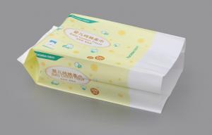 China Cree reciclable para requisitos particulares mojan los trapos que empaquetan el bolso, ANIMAL DOMÉSTICO/PE on sale