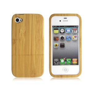 China Factory for Apple iPhone 4S Bamboo Case on sale