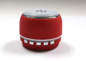 China Good Sounds Bluetooth Speaker With FM Radio 5 Watts Output With Flash LED Light on sale