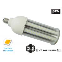 China Lighting Angle Of 360 Degree E27 E26 Led Light Bulb Corn 54w with IP65 on sale