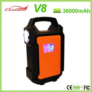 China Auto jump starter 24v 12V18AH, heavy truck starter motor on sale