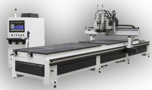 China Cnc 3d Wood Carving Machine , 3 Axis High Speed Wood Cutting Router Machine on sale