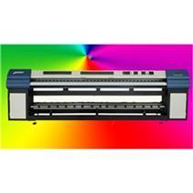 China ICONTEK M7 best outdoor large format plotter digital printer 3.2M With 8pcs Seiko Printhead on sale