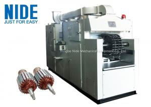 China Compact design Trickle Impregnating Machine For small motor armatures on sale