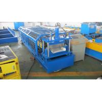 Steel Standing Seam Roofing Sheet Roll Forming Machine High Speed