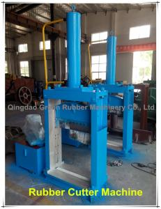 China Hydrulic Rubber Cutter Machine on sale