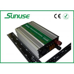 China High Power 1000W 12v 220v Single Phase Inverter Modified Sine Wave CE ROHS on sale