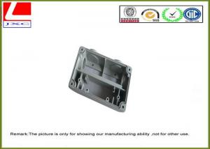 China Grey plastic injection cover for medical instruments on sale