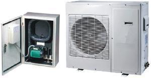 China DC Inverter Air to Water Heat Pump Split Type (KW012BP) on sale