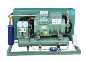 China 10HP Piston Compressor Bitzer Semi Hermetic Condensing Unit 4VES-10Y High Efficiency on sale