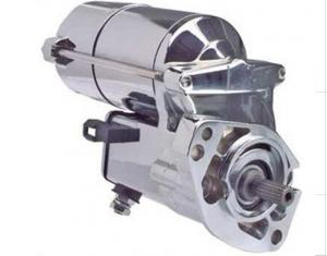 China Harley Davidson  Motorcycle Starter Motor 12V 1.6KW 1340cc 31335-03A Chrome on sale